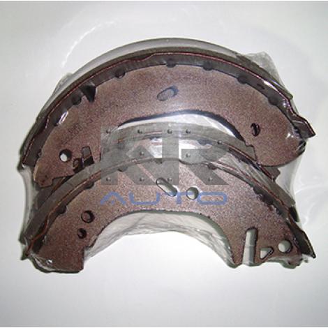 Колодки тормозные задние JAC Sunray HFC5049
