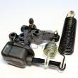 Клапан распределительный тормозов в сборе FAW 6371
