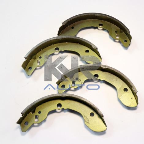 Колодки тормозные задние (к-т) FAW-1011