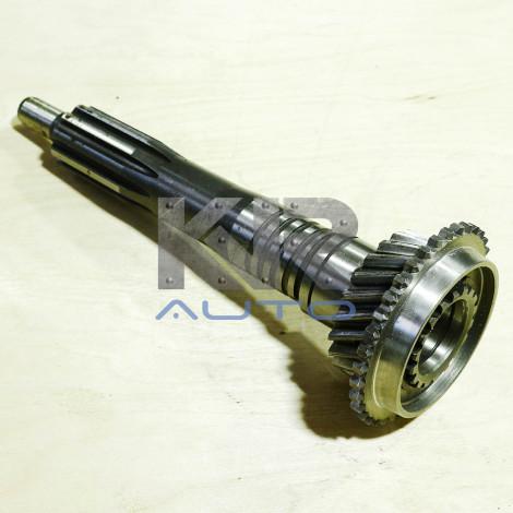 Вал первичный КПП  35 мм. (2.67) FAW 1031
