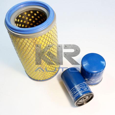 Комплект фильтров (дв.3.2) FAW 1031, 1041