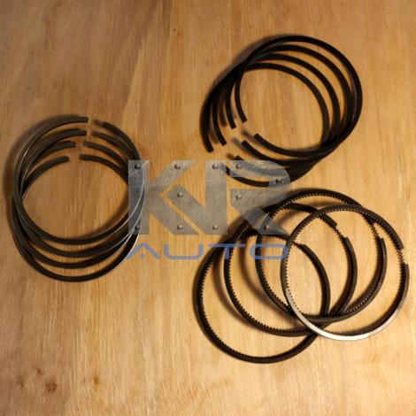 Кольца поршневые (комплект дв. 2.7) FAW 1031