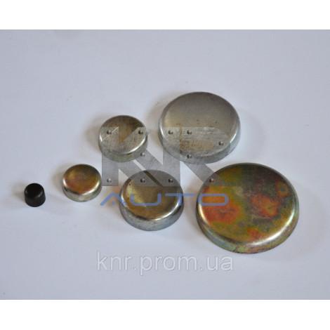 Заглушки-комплект на двигатель (10,20,25,32,42,51 мм) KM385BT