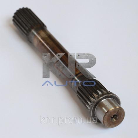 Вал вертикальный Z-18/18 L-235mm Foton 244, ДТЗ 244, Jinma 244/264