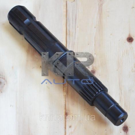 Вал ВОМ L-244mm, Z-6/22 Foton 244, Jinma 244/264