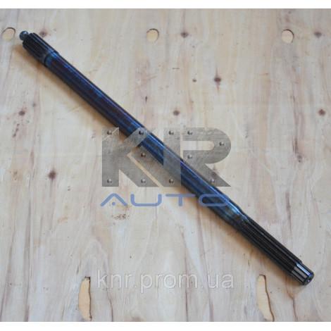 Вал сцепления Z-12/15 L-408mm Foton 244, ДТЗ 244, Jinma 244/264