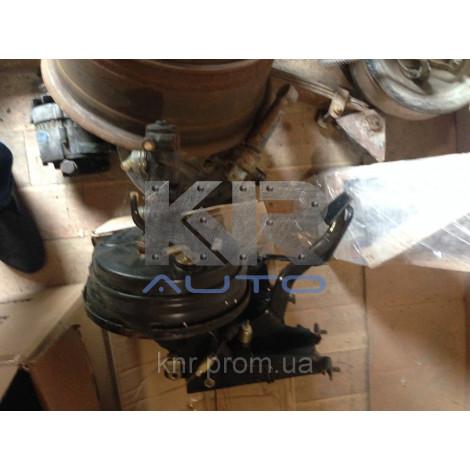 Педаль тормоза с цилиндром и вакуумником FAW 1031 Б/У.