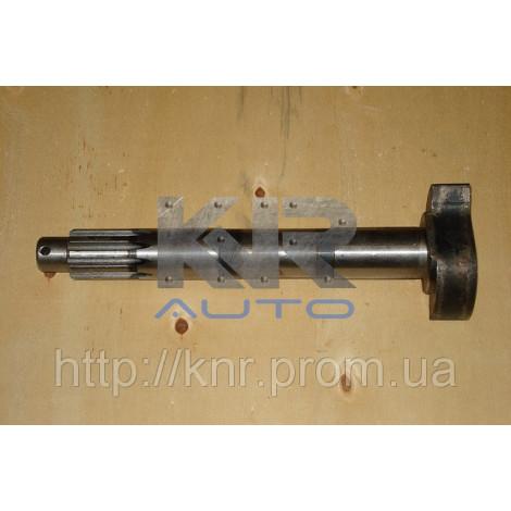 Вал кулачковый передний 10 шлицов L 320мм FAW 3252(Фав 3252)