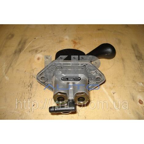 Кран стояночного тормоза (ручник в кабине) FAW 3252(Фав 3252)