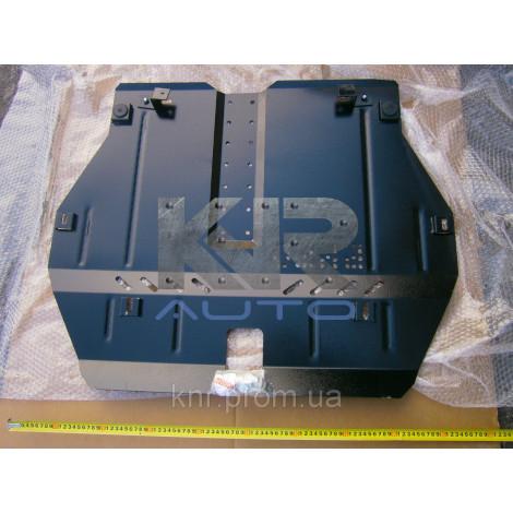 Защита двигателя JAC J5 (ДЖАК Ж5)