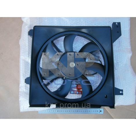 Вентилятор радиатора JAC J5 (Джак Ж5)