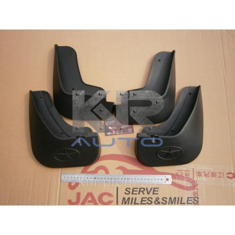Брызговики комплект JAC S5